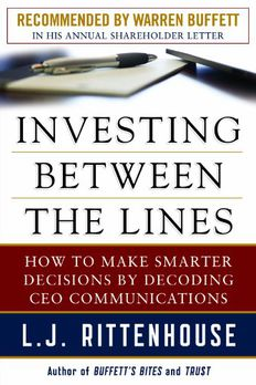 Investing Between the Lines book cover