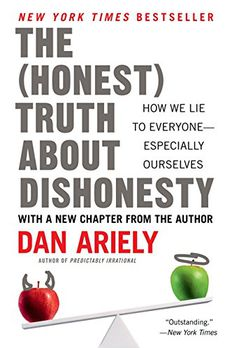 The Honest Truth About Dishonesty book cover