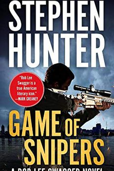 Game of Snipers book cover
