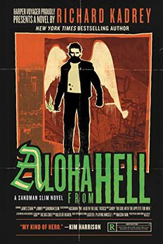 Aloha from Hell book cover