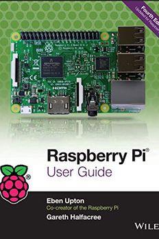 Raspberry Pi User Guide book cover