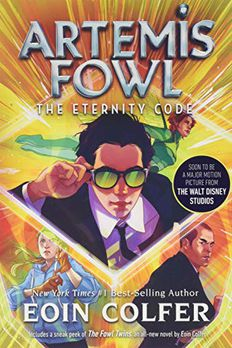 The Eternity Code book cover