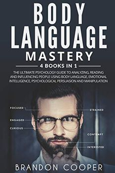 Body Language Mastery book cover
