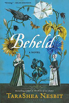 Beheld book cover