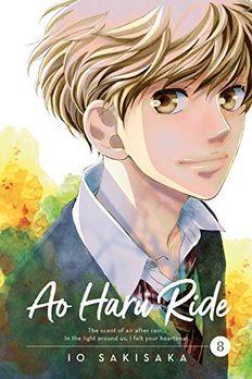 Ao Haru Ride, Vol. 8 book cover