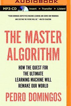 Master Algorithm, The book cover
