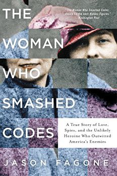 The Woman Who Smashed Codes book cover