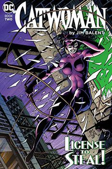Catwoman by Jim Balent, Book Two book cover