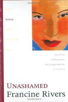 Unashamed book cover