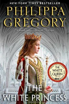 The White Princess book cover