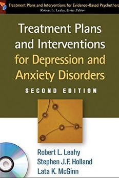 Treatment Plans and Interventions for Depression and Anxiety Disorders, 2e book cover