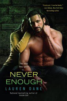 Never Enough book cover
