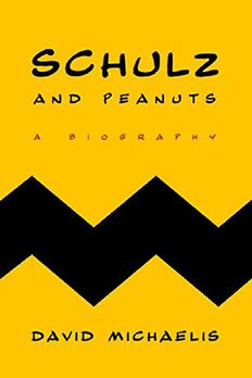 Schulz and Peanuts book cover