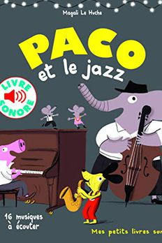 Paco et le jazz book cover
