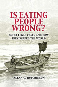 Is Eating People Wrong? book cover