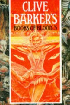 Books of Blood, Vol. 3 book cover