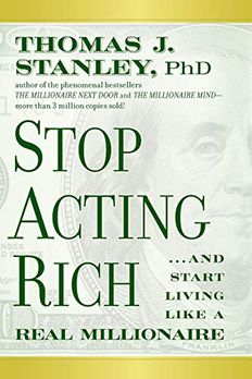 Stop Acting Rich book cover