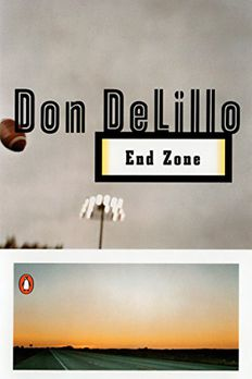 End Zone book cover