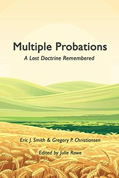 Multiple Probations book cover