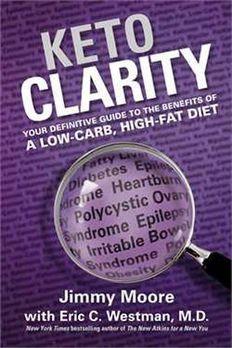 Keto Clarity book cover