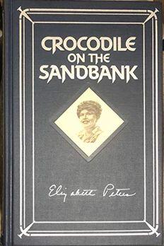 Crocodile on the Sandbank book cover