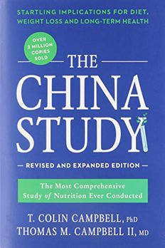The China Study book cover