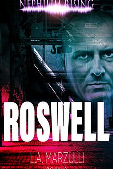 Roswell (Nephilim Rising) book cover