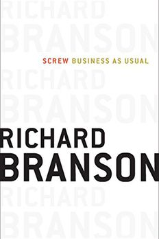Screw Business As Usual book cover