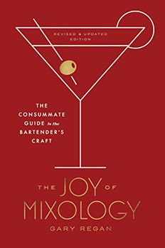 The Joy of Mixology, Revised and Updated Edition book cover