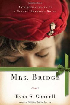 Mrs. Bridge book cover