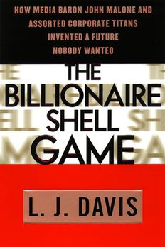 The Billionaire Shell Game book cover