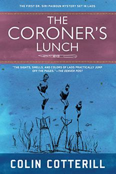 The Coroner's Lunch book cover