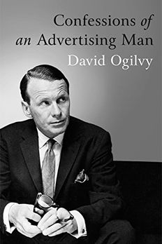 Confessions of an Advertising Man book cover