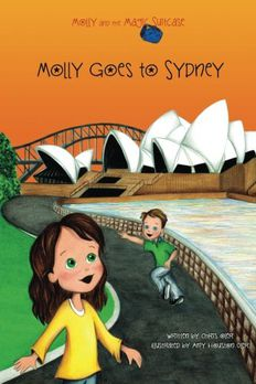 Molly and the Magic Suitcase book cover