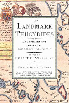 The Landmark Thucydides book cover