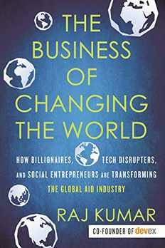 The Business of Changing the World book cover