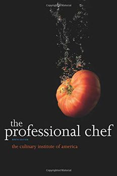The Professional Chef book cover