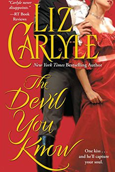The Devil You Know book cover