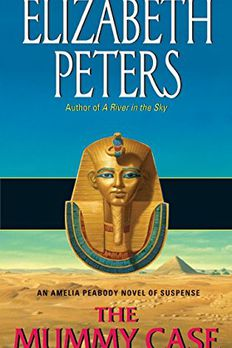 The Mummy Case book cover