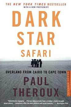 Dark Star Safari book cover