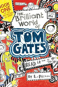 The Brilliant World of Tom Gates book cover