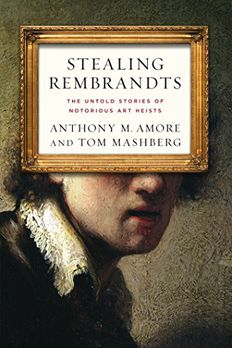 Stealing Rembrandts book cover