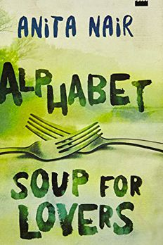 Alphabet Soup for Lovers book cover