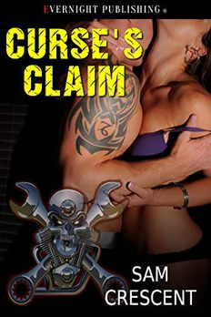 Curse's Claim book cover