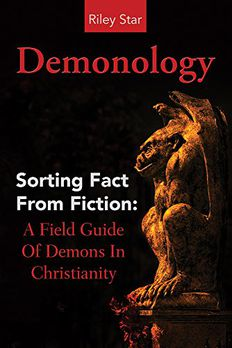 Demonology book cover