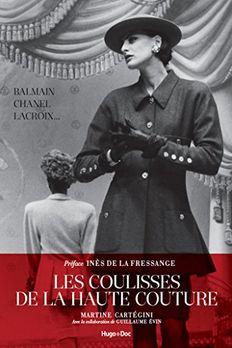 Les coulisses de la haute couture book cover