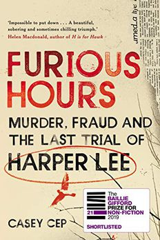 Furious Hours book cover