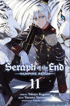 Seraph of the End, Vol. 11 book cover