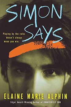 Simon Says book cover
