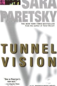 Tunnel Vision book cover